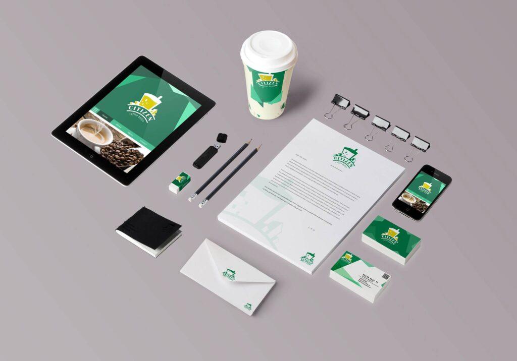 thiết kế logo nhận diện thương hiệu